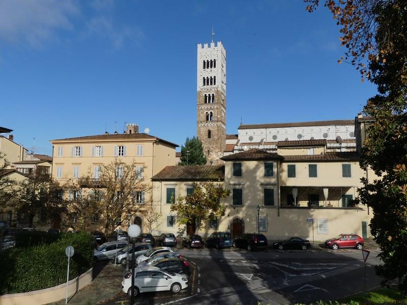 Turla Catedralei Lucca