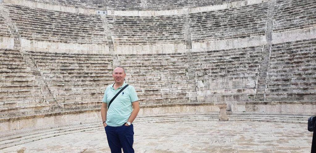 Amfiteatrul roman Amman