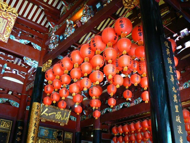 Templu chinezesc Singapore