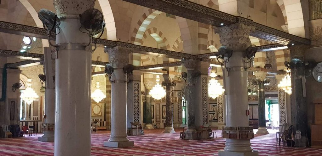 Moschee Ierusalim