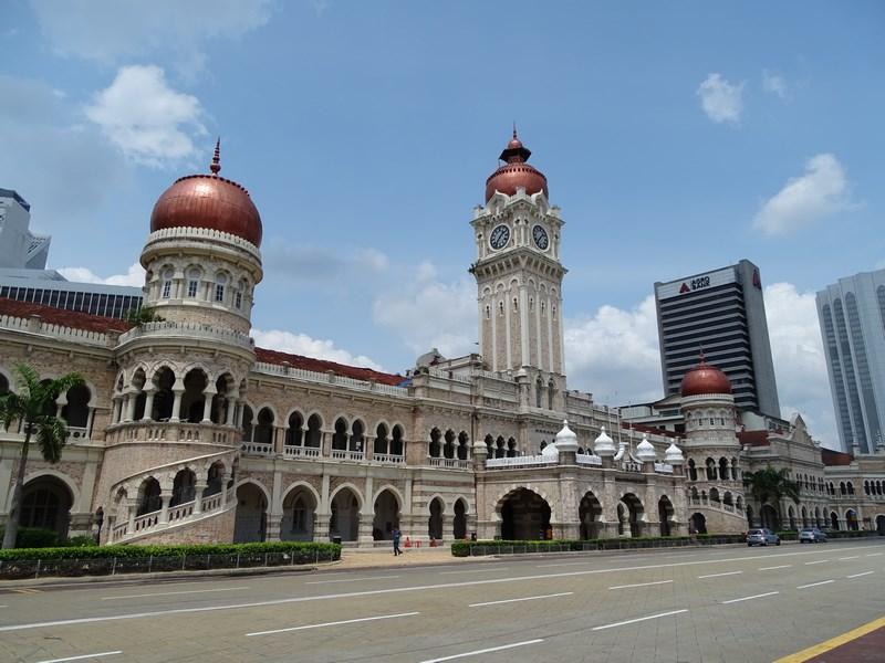Zona coloniala Kuala Lumpur