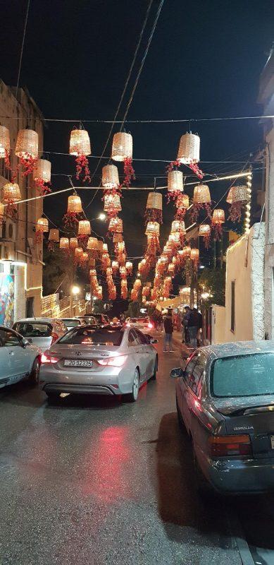 Strazile din Amman
