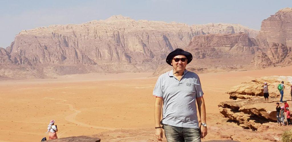 Nadir Acmola Wadi Rum