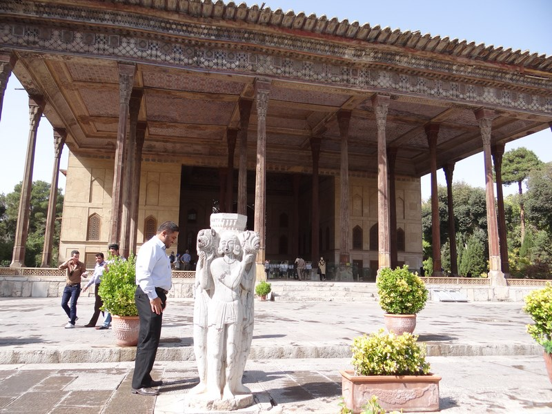 Palat in Esfahan