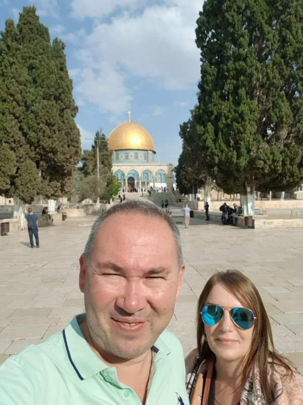 Dome of the Rock Ierusalim