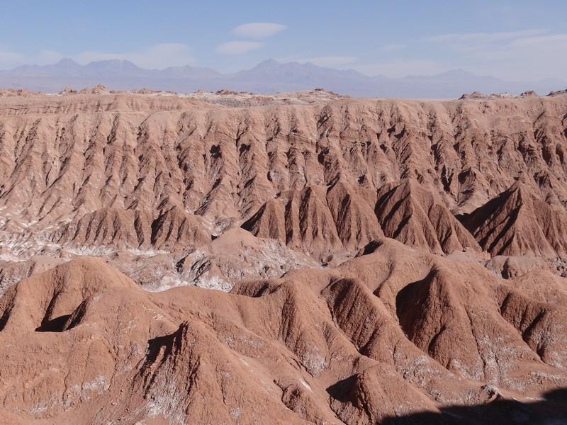 Munti Valle de Luna