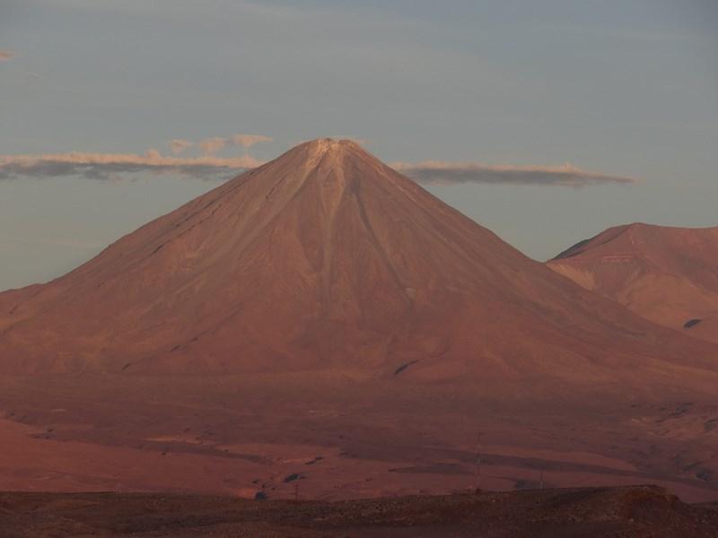 Apus de soare Atacama