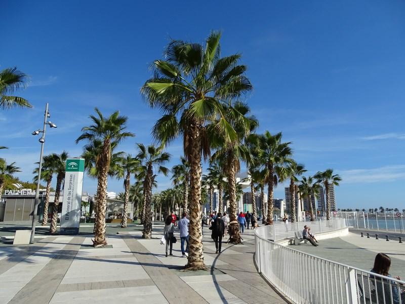 Promenada Malaga
