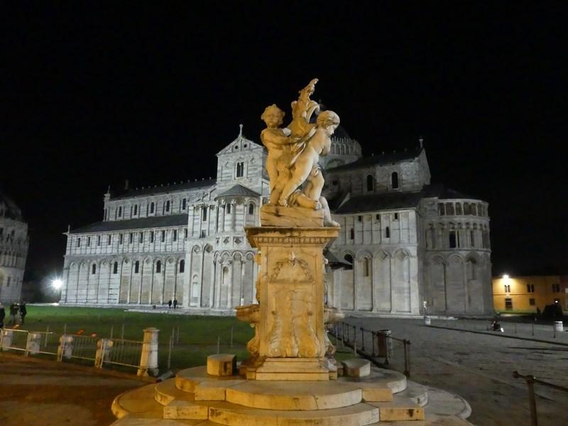 Ingerasi in Pisa
