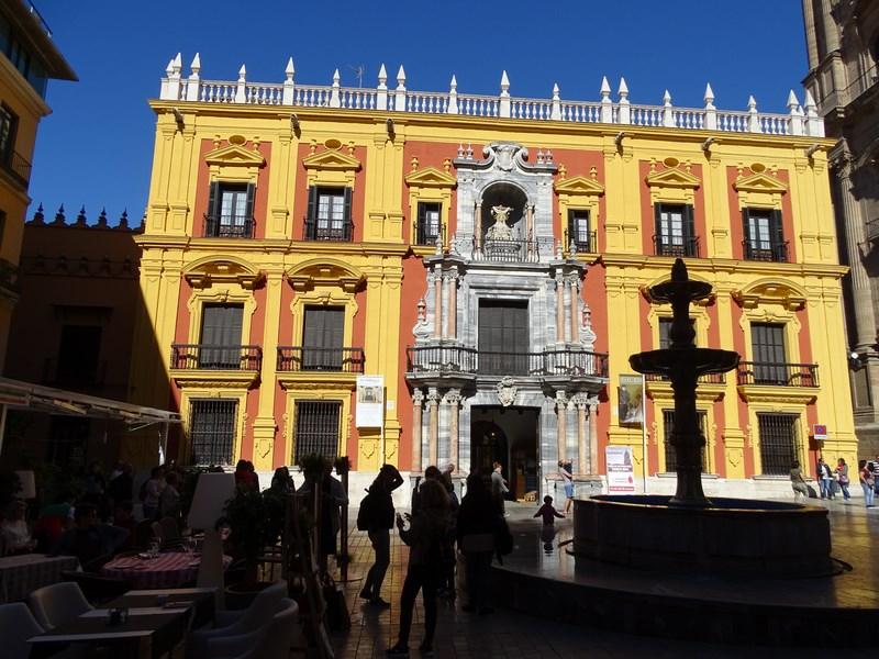 Orasul vechi Malaga