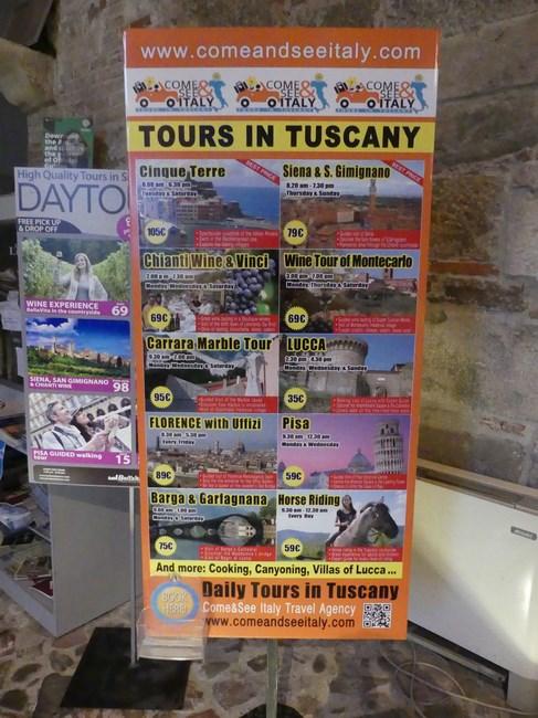 Excursii Toscana