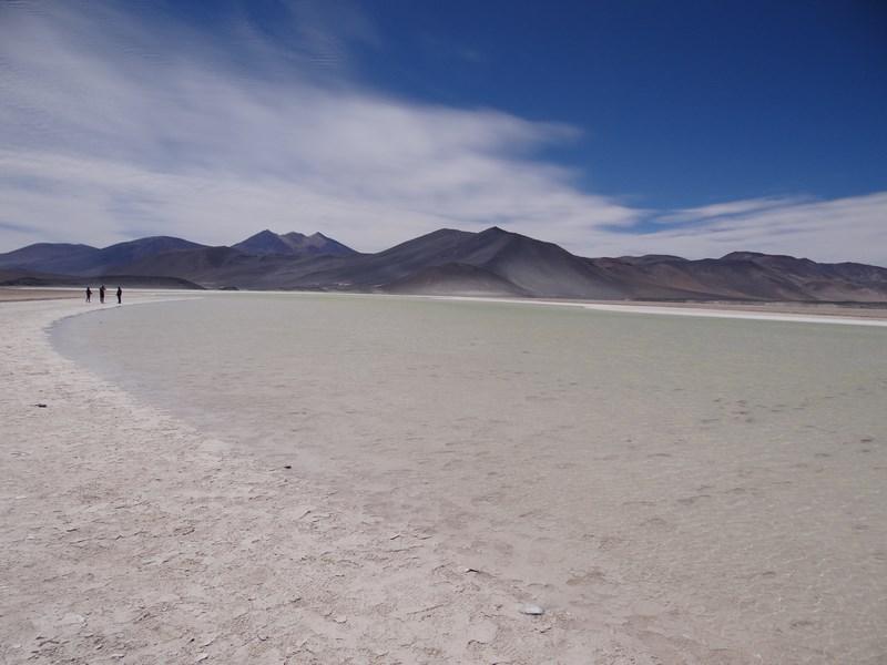 Laguna in Atacama