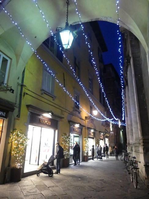 Lucca Noaptea