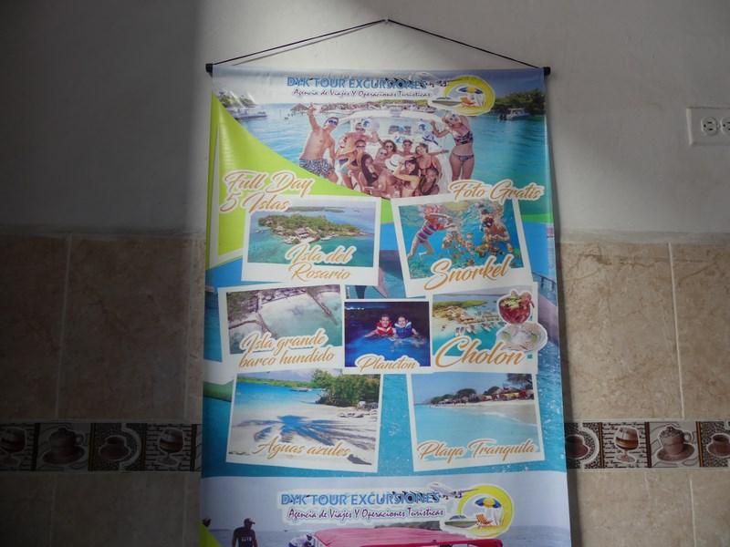 Islas Tour