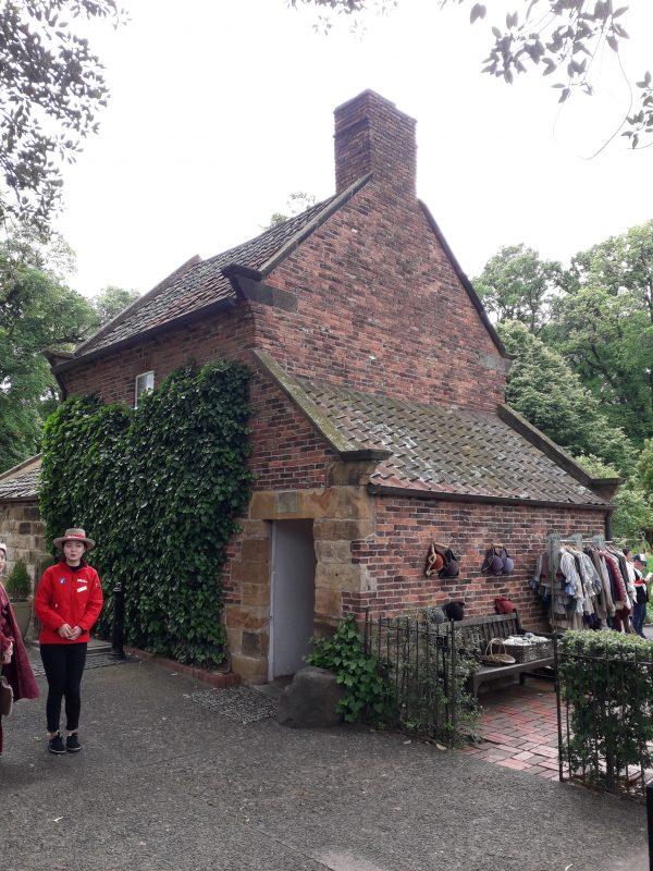 Casa lui Cook