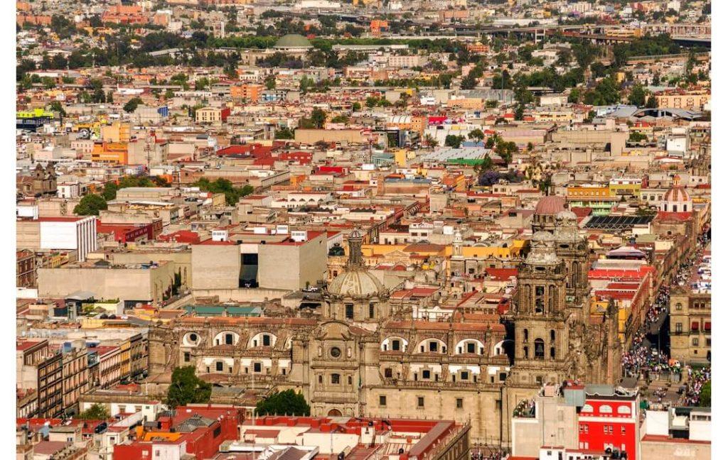 Catedrala din Mexico City calatorii de grup Mexic