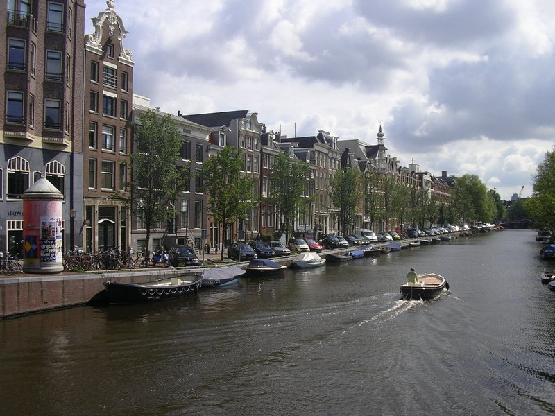 . Canale Amsterdam