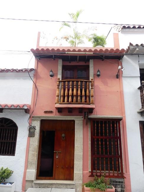 Casa de las Americas Cartagena