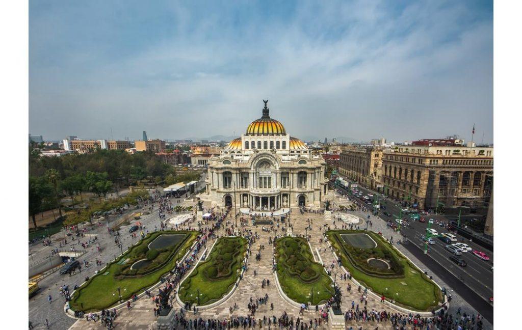 Palatul Artelor Mexico Ciy calatorii de grup Mexic
