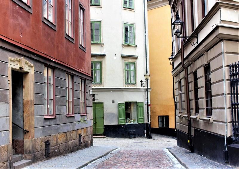 Strazi Stockholm