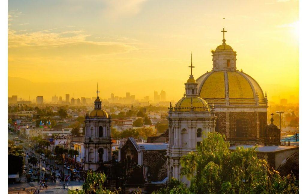 Basilica de Guadalupe calatorii de grup Mexic