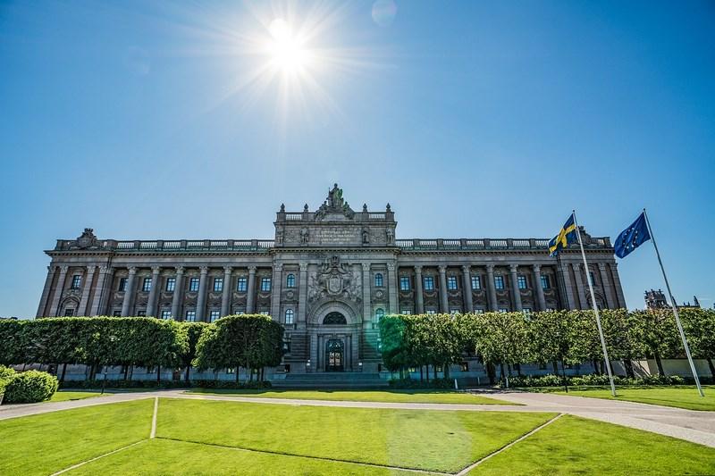 Parlament Suedia