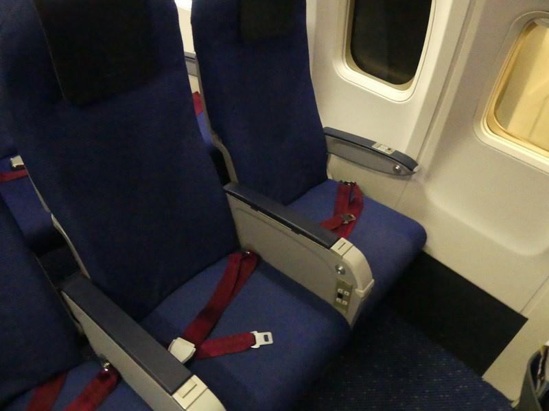 KLM business class B