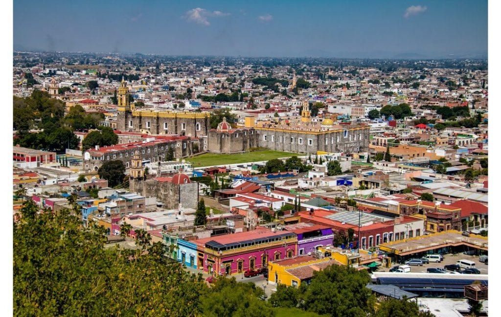 Cholula calatorii de grup Mexic