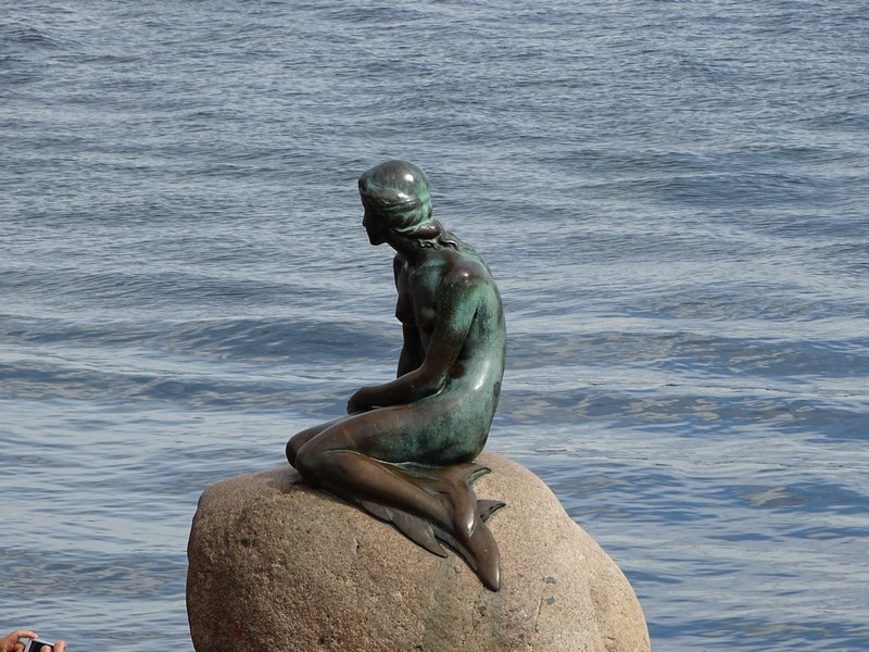 Micuta Sirena Copenhaga