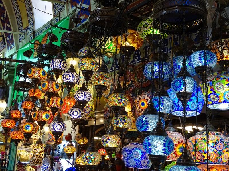 . Marele Bazar Istanbul