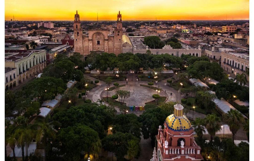 Merida oras mexic calatorii de grup Mexic