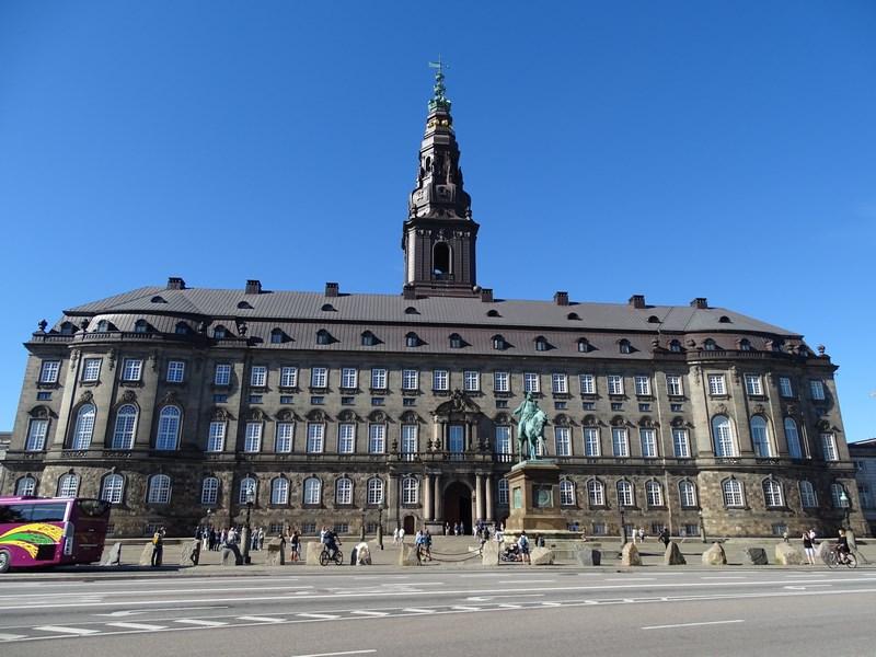 Christiansborg Copenhaga