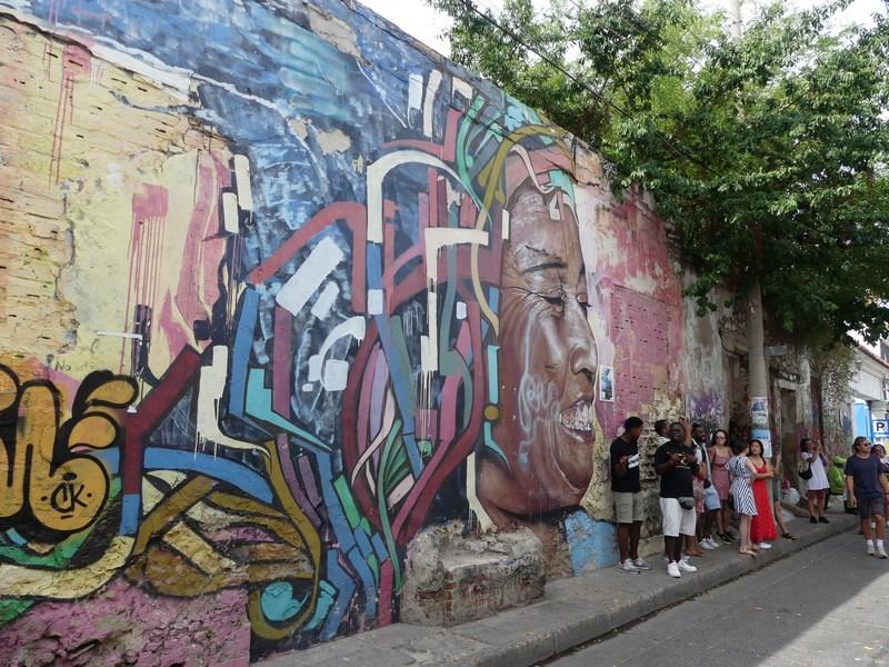 Grafitti Getsemani