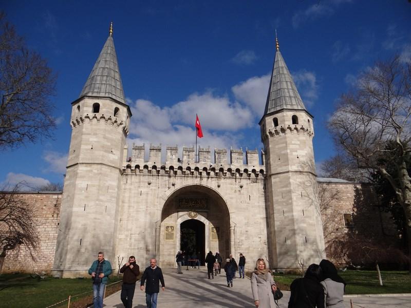 Topkapi Istanbul