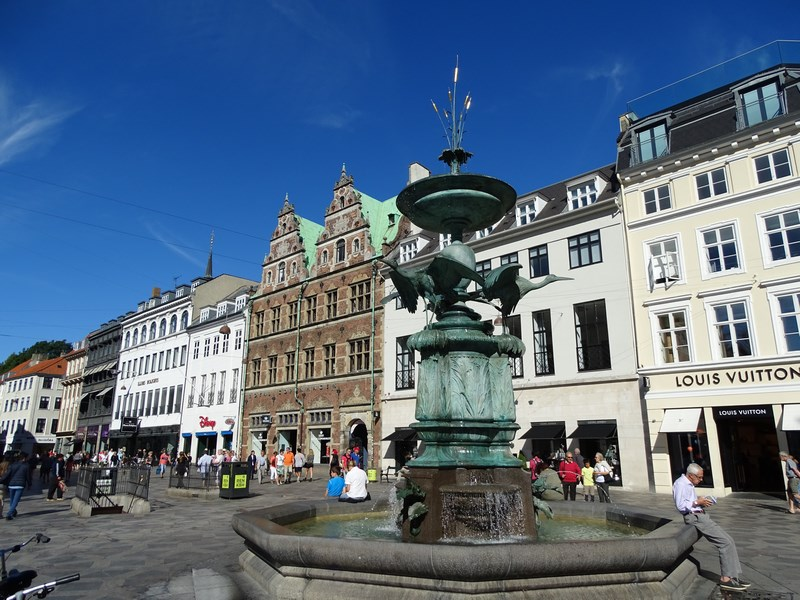 Centru Copenhaga