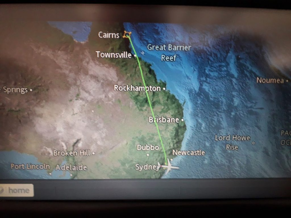 Cairns Sydney