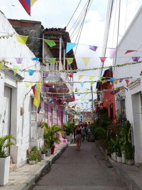 Strazi Getsemani Cartagena
