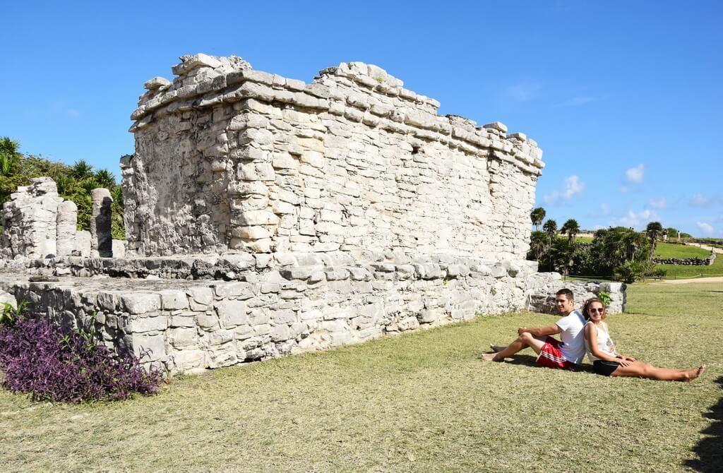 ruinele mayasa de la Tulum Travelship x