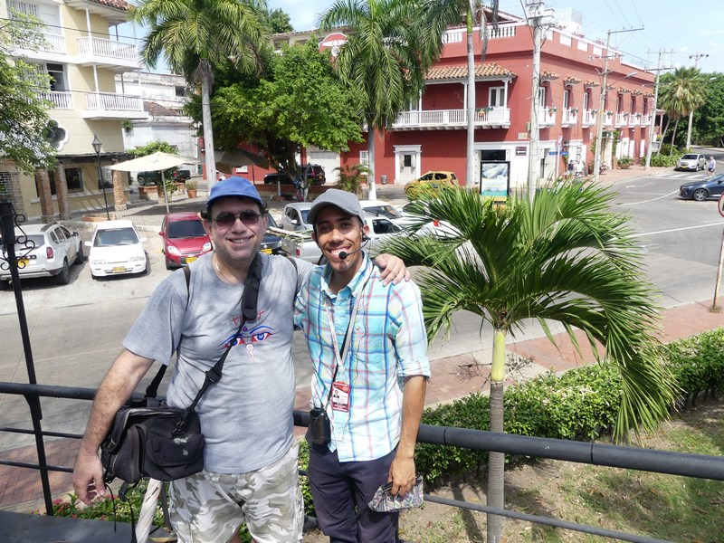 Tour guide free tours Cartagena