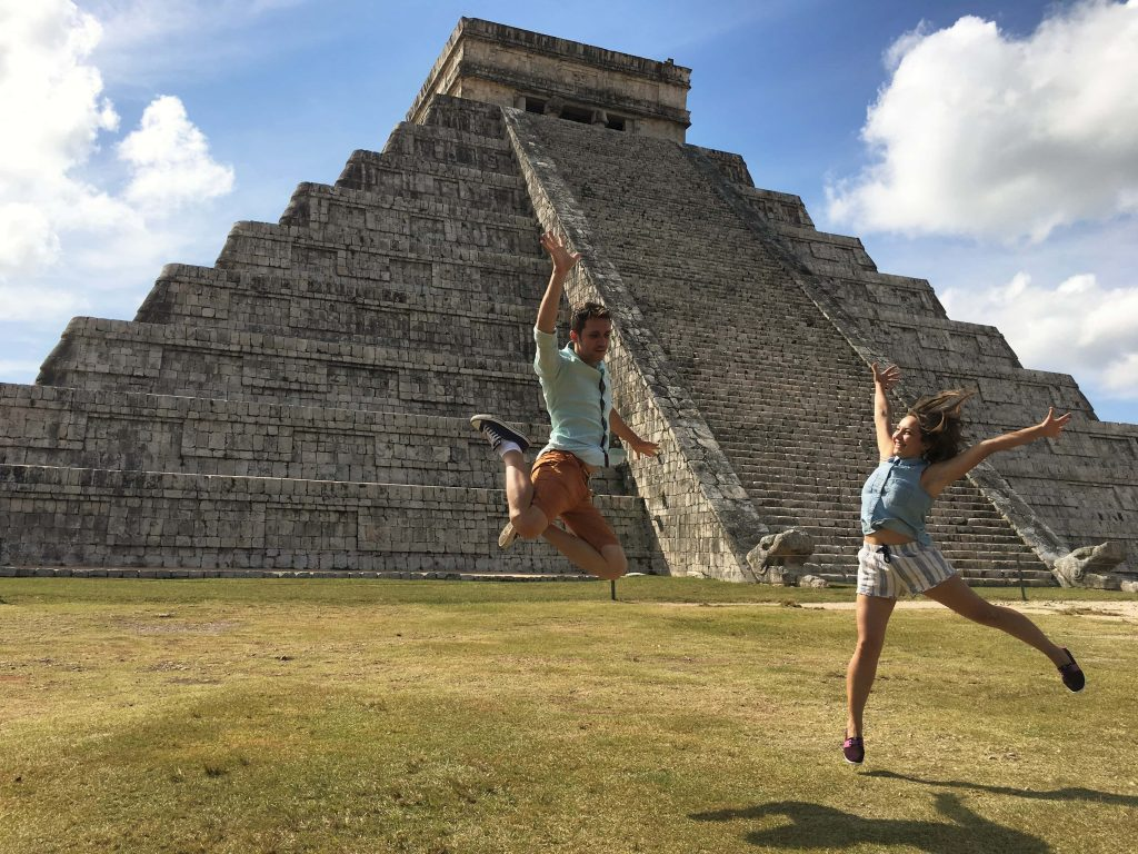 Chichen Itza Travelship calatorii de grup Mexic