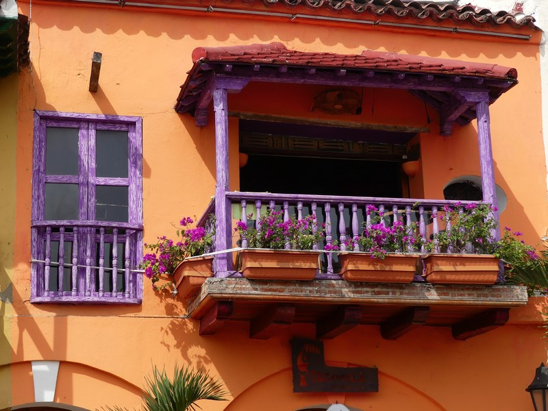 Balcon Cartagena