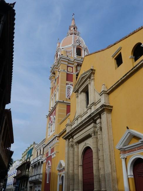 Cartagena oras vechi