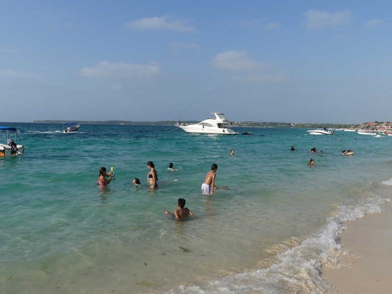 Playa Blanca Cartagena