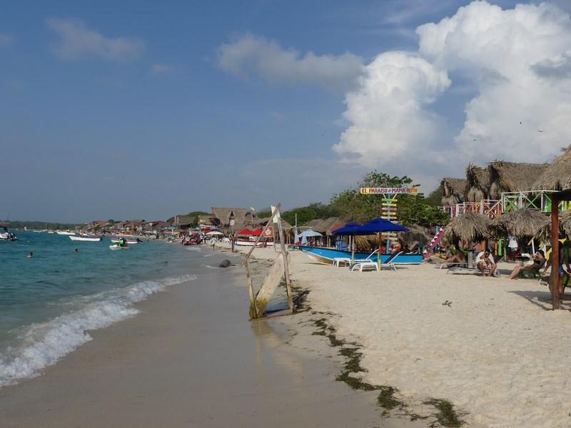 Playa Blanca Rosario