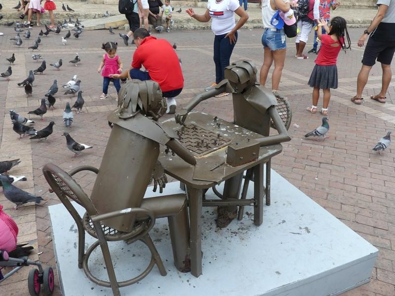 Statui Cartagena
