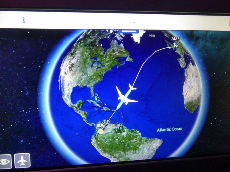 Harta KLM