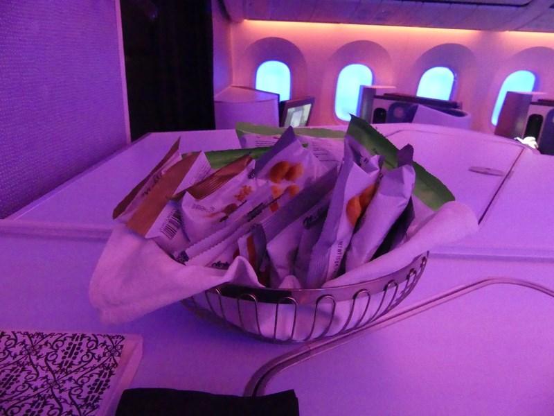 Snacks KLM