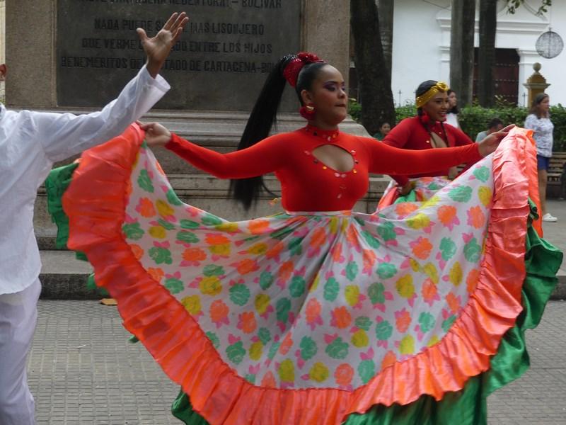 Dans Cartagena