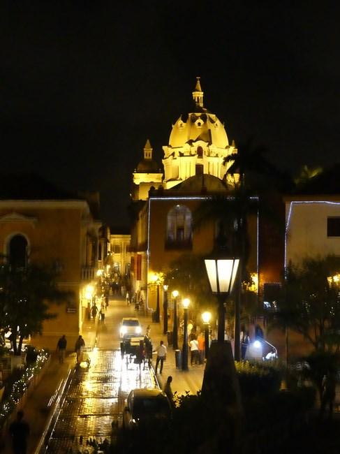 Cartagena noaptea