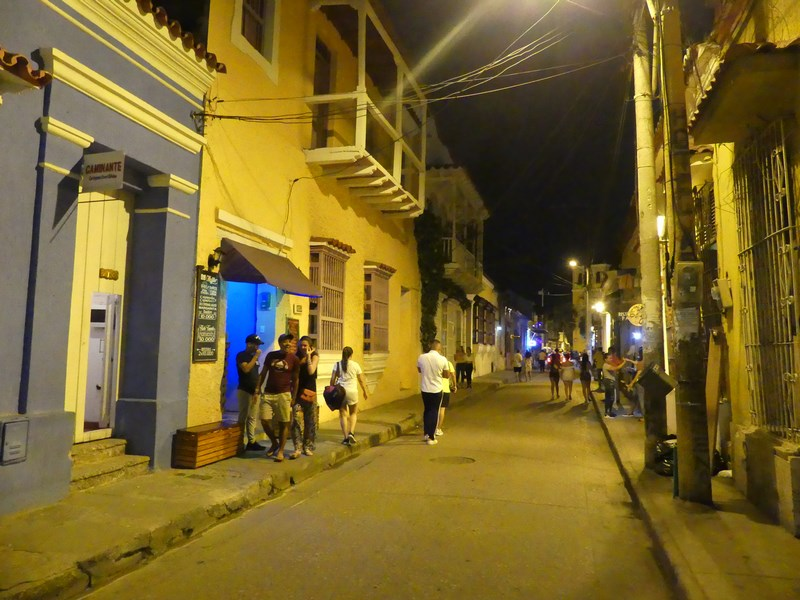 Getsemani by night